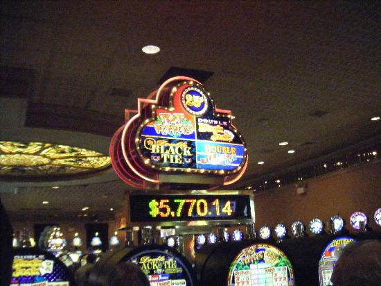 Ameristar Casino Hotel: Some of the slots