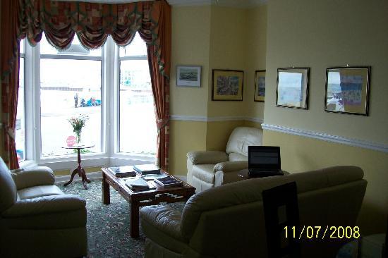 Bay View Hotel Weymouth: Bay View Lounge