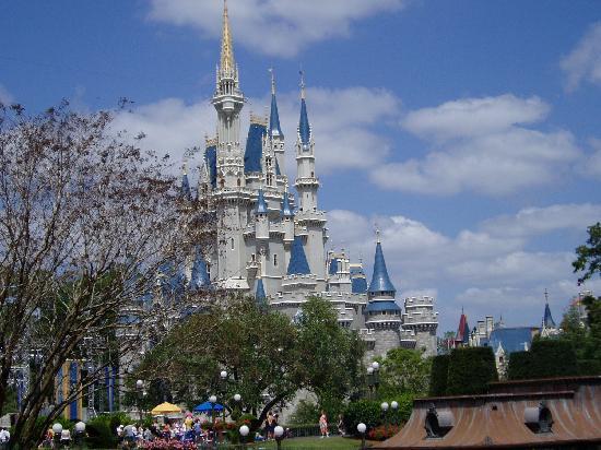 Orlando, Floride : cinderellas castle