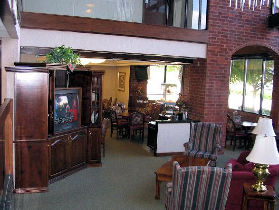 Drury Inn Indianapolis Northwest: Lobby - Breakfast Area