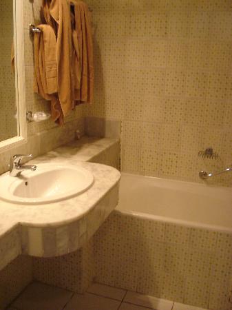 El Mouradi Port El Kantaoui: salle de bain
