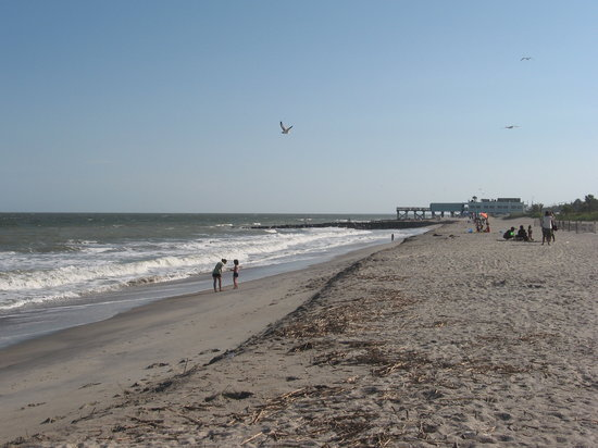 Ocean Views While Camping Review Of Edisto Beach State Park Island Sc Tripadvisor