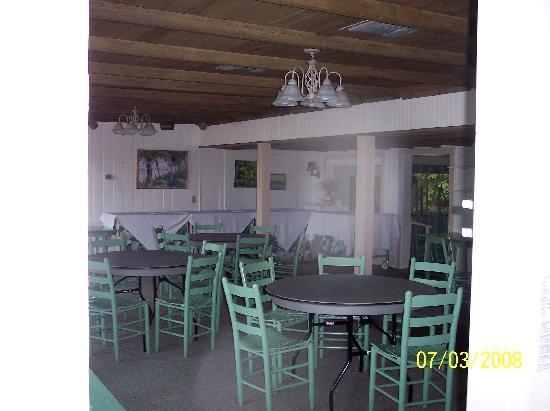 Manasota Beach Club : Winter Dining Room