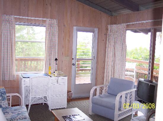 Manasota Beach Club : Our second living area