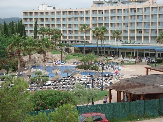 RV Hotel Ametlla Mar: L'hôtel