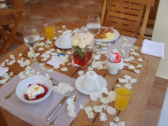 enalion suites wedding breakfast