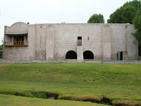 Arequipa, Pérou : Molino Sabandia