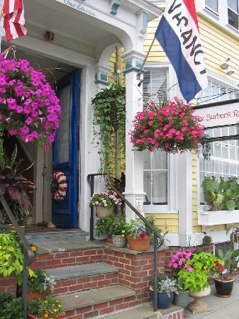 Burbankrose: Burbank Rose Facade