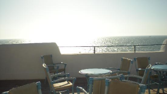 Hotel Smara roof terrace