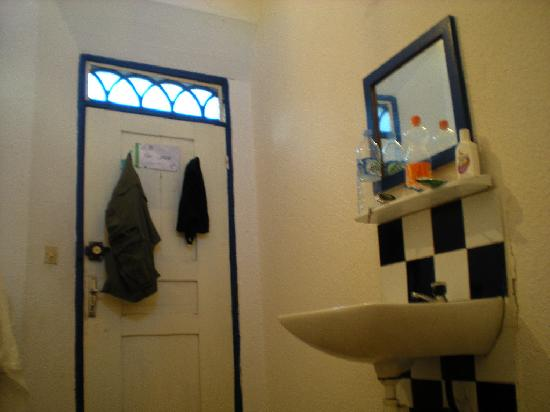 Hotel Smara bedroom