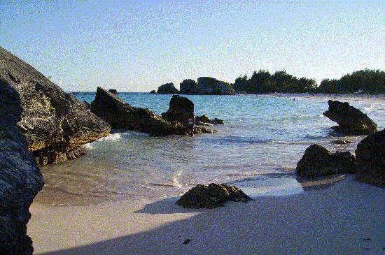 Horseshoe Bay Beach: horsehoebayleft