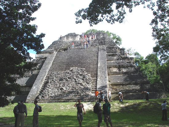 Altiplano occidental, Guatemala: Tikal