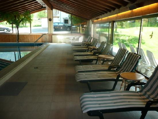 Alpensporthotel Neustifterhof: By the pool