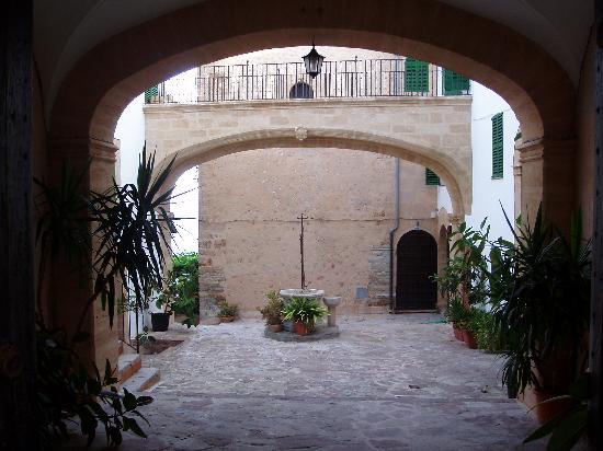 Hotel Sa Baronia: interno hotel