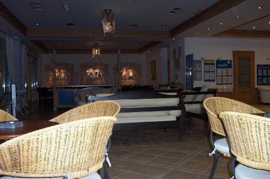 Aegean Houses : Lobby