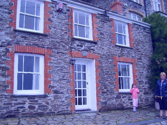 Port Isaac, UK: DOC MARTENS HOUSE