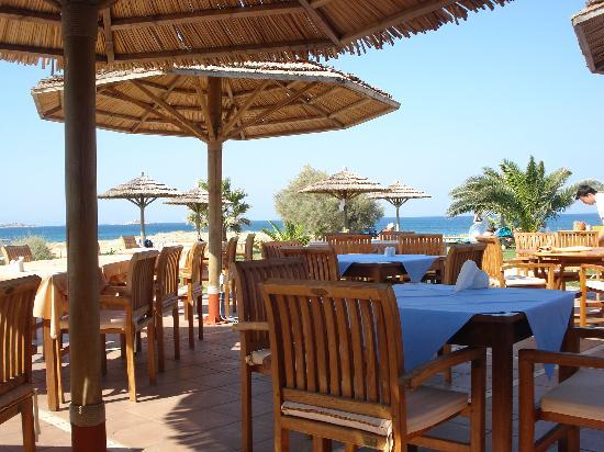 Plaza Beach Hotel: ristorante