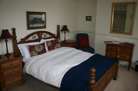 Abbey Lodge: Room 1 bed