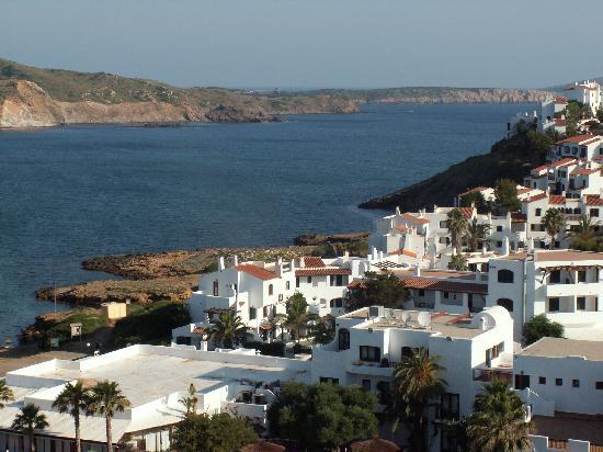 Carema Club Resort : Vue de notre balcon