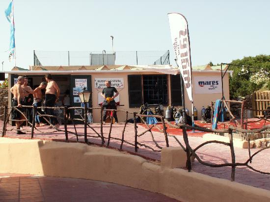 Carema Club Resort : club de plongée
