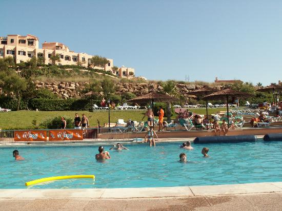 Carema Club Resort : la piscine
