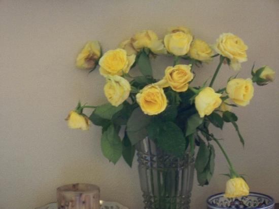 Relais Cavalcanti: Fresh Flowers - A Thoughtful Touch
