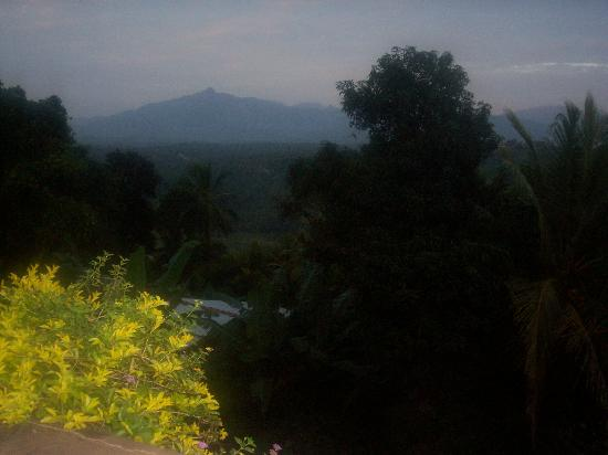 Gem Inn II - Guest House: The view - slightly cloudy!