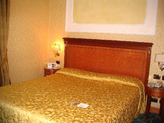 Hotel Dei Consoli: double room