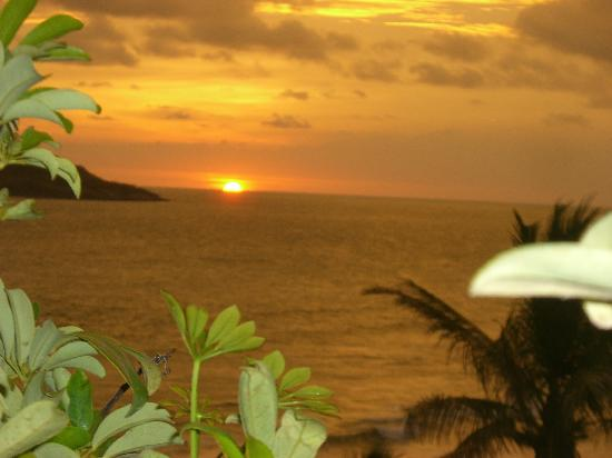 The Inn at Mazatlan: gorgeous sunsets
