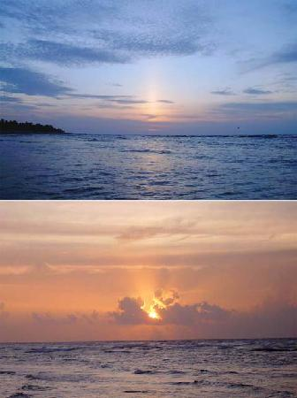 Hidden Beach Resort by Karisma: 09 Sunrises (two of many I caught)