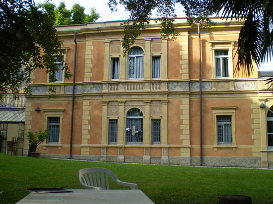 Ostello della gioventu Villa Francescatti: A view from the beautiful garden