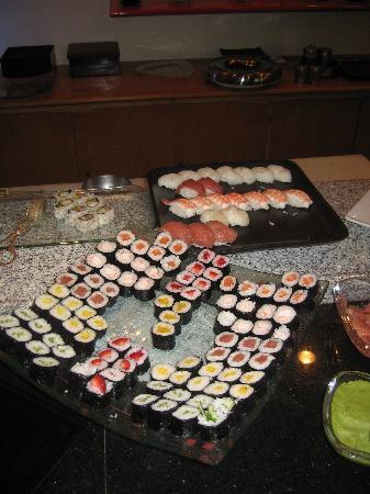 Penha Longa Resort: More sushi!