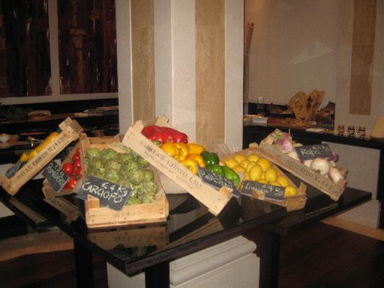 Penha Longa Resort: Italian Buffet at Assa Massa restaurant