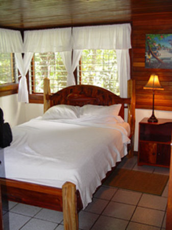 Corcovado Beach Lodge: master bedroom