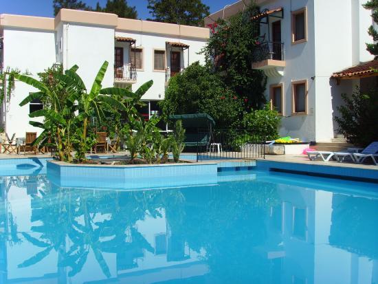 Hotel Centro Bodrum: Jolie piscine, non ?