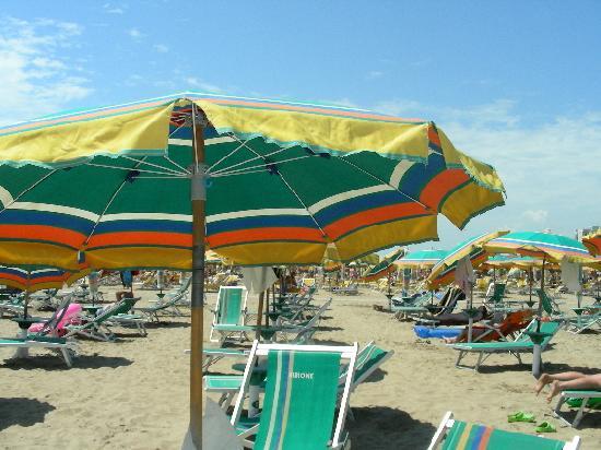 Santa Lucia: Bibione beach