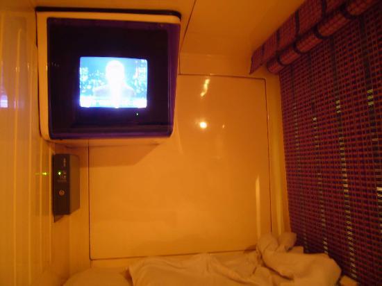 Hotel New Gyominso : Inside capsule 2