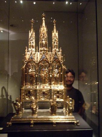 """Karl der Grösse Schatz - Picture of Treasury of Aachen Cathedral, AachenPhoto: """"Karl der Grösse Schatz"""""""