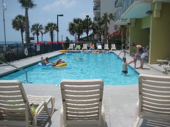 Grand Atlantic Ocean Resort Outdoor Pool