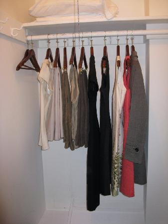 3 West Club : Closet