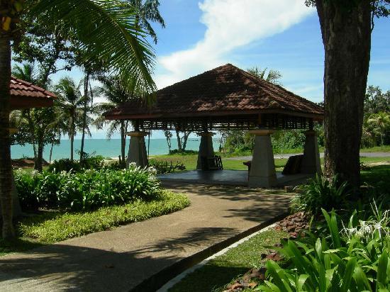 Desaru Golden Beach Hotel: Garden View