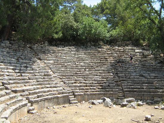 olympos ruins Gallery