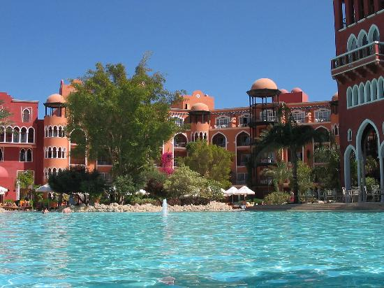 pool  Grand Resort 5*, Єгипет,  Хургада - photo