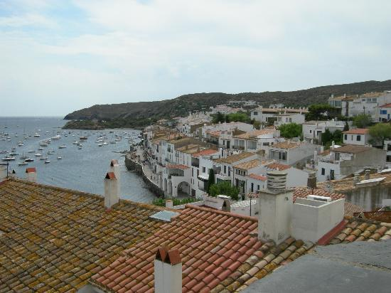 Hotel Calina: tetti di cadaques