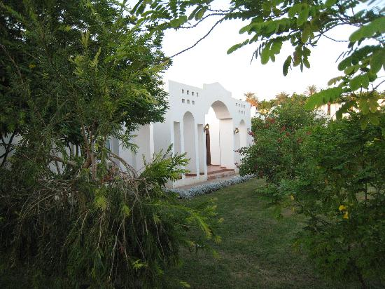 Maxi Village Sinai Garden: villini villaggio