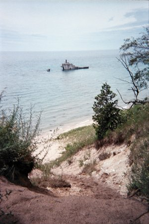 Image result for south manitou island campground #10
