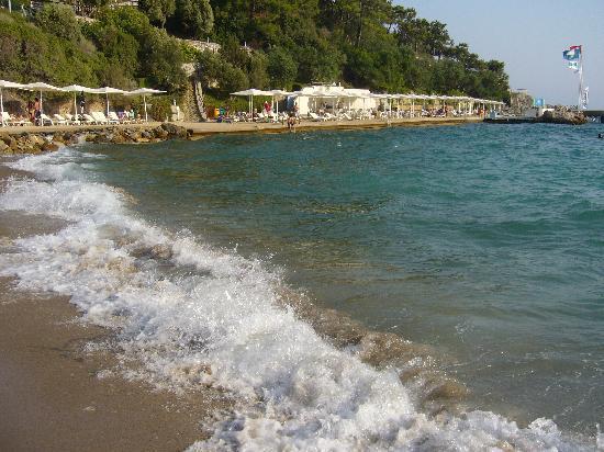 Club Med Bodrum Palmiye: plage