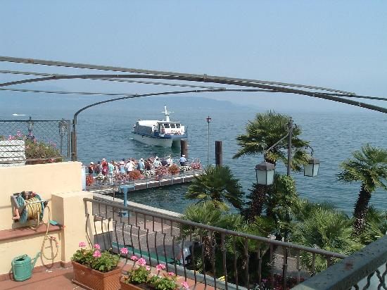 Hotel du Lac: View from terrace