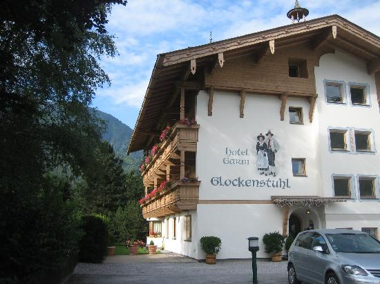 Hotel Garni Glockenstuhl: Hotel Glockenstuhl, front