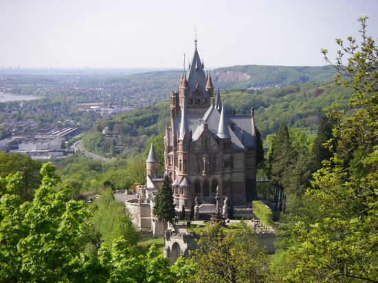 Königswinter, Tyskland: Ausblick 1